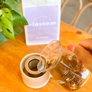 bolivia blossom coffee flower tea floozy coffee roasters australia nsw