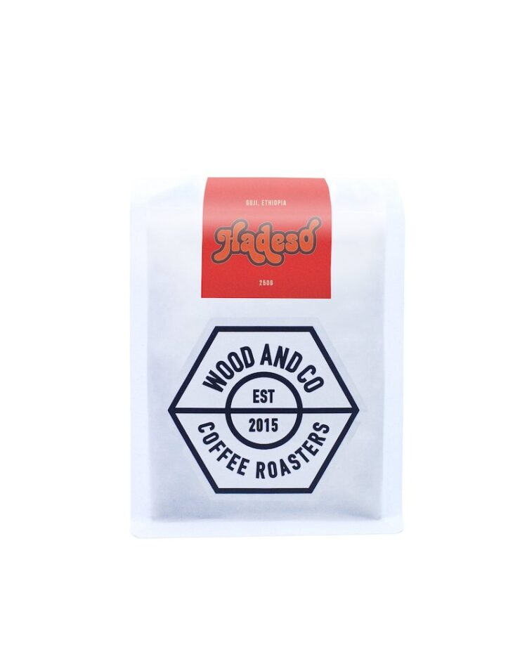 Hadeso Ethiopia_Wood and Co_Specialty Coffee beans_tamworth_gunnedah_camp grounds_campgrounds