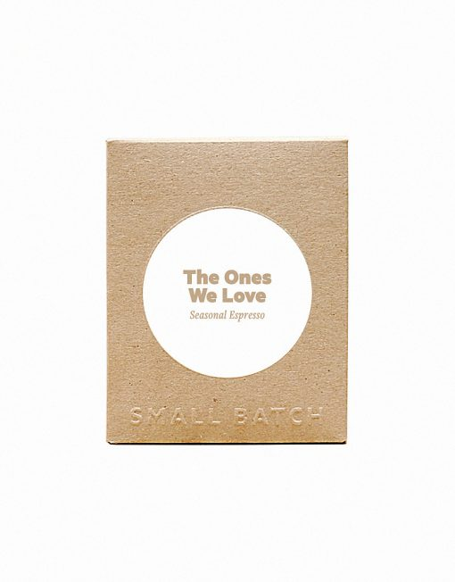 the ones we love by small batch coffee roasters buy beans online australia